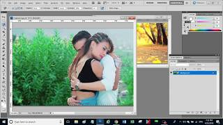 Change image background in Photoshop screenshot 4