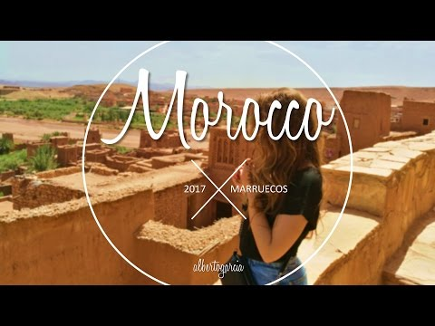 MOROCCO | GOPRO TRIP | Travel