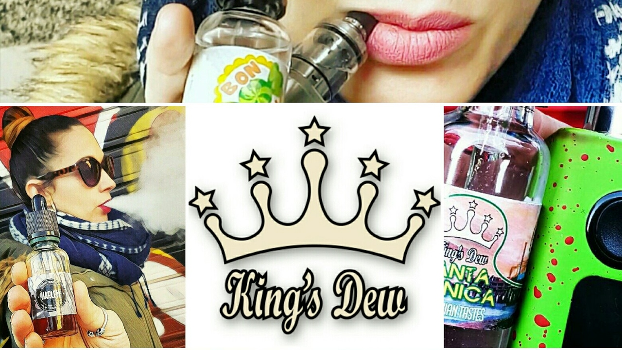 Image result for king's dew e liquid