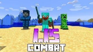 Minecraft 1.15: [Snapshot] Co Nowego? Nowe Mechaniki Walki!