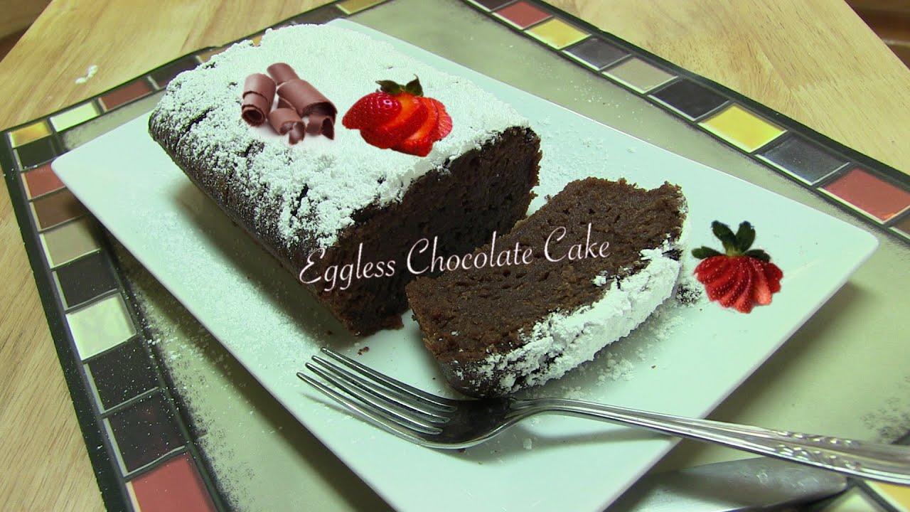 Cake Recipe In Marathi With Egg: Easy Chocolate Cake Recipe Video
