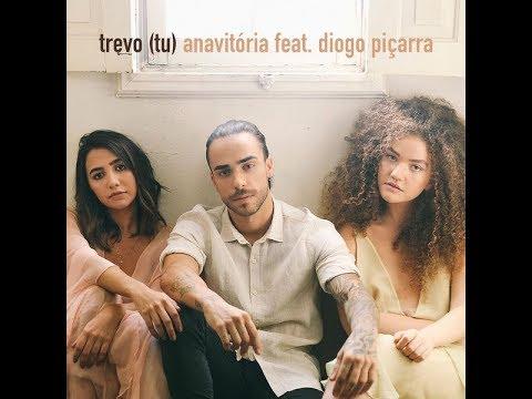 [LETRA] AnaVitória feat. Diogo Piçarra - Trevo (Tu)