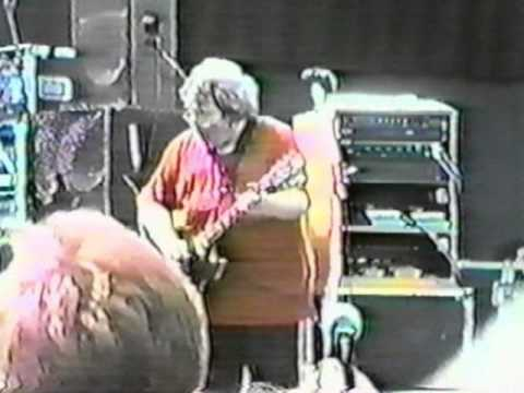 Grateful Dead 7-13-85 Ventura County Fairgrounds Ventura CA