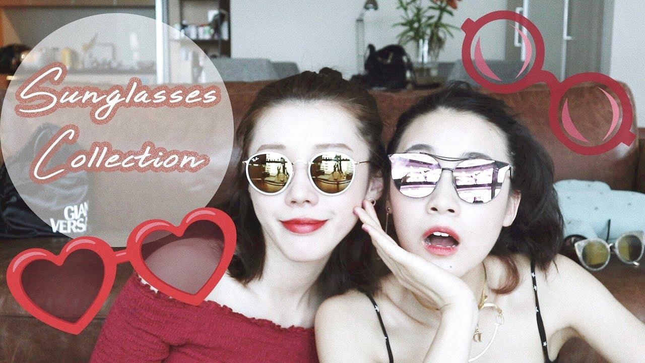 0ddd146fb325  KW   Ray Ban   Miu Miu   Gentle Monster 墨镜小合集| Sunglasses ...