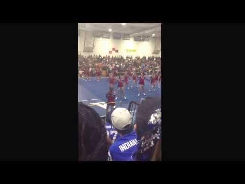 Tourtellotte Memorial High School Cheer ECC 2014