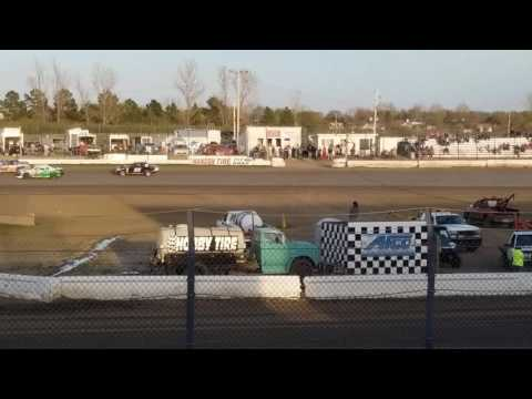 Jamestown Speedway, Wissota Street heat 1 - 5/6/17