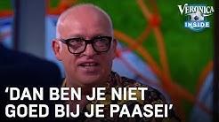 René verbaasd over salaris Narsingh: 'Dan ben je toch niet goed bij je paasei?!' | VERONICA INSIDE