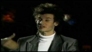 Daniel Ash and Peter Murphy interviews 1988