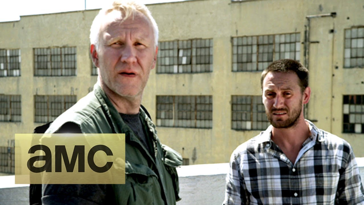Webisode 1 The Walking Dead, Cold Storage: Hide and Seek