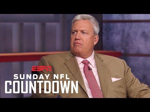 Rex Ryan remembers Keith Jackson's originality | NFL Countdown | ESPN