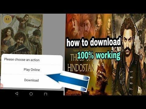 THUGS OF HINDUSTAN 720 p 100 % working link Mp3
