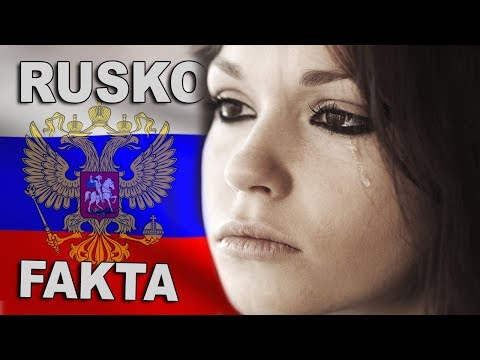 TOP 5 Děsivé zajímavosti o Rusku