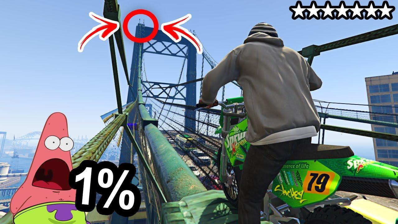 Solo el 1% Puede HACER esto en GTA 5