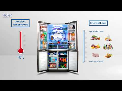 Why Should You Buy Haier French Door Refrigerators in India- 2017 HD Video