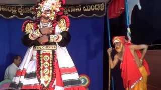 Yakshagana -- KarNa parva - 7