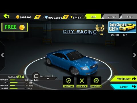 How To Enable Multiplayer Option On City Racing 3D