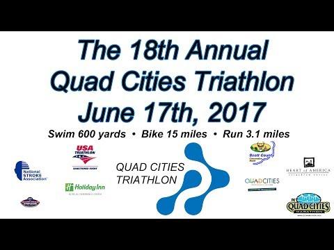 The 18th Annual Quad Cities Triathlon