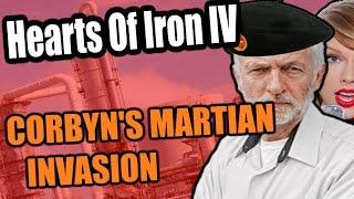 Hearts Of Iron IV CORBYN S MARTIAN INVASION