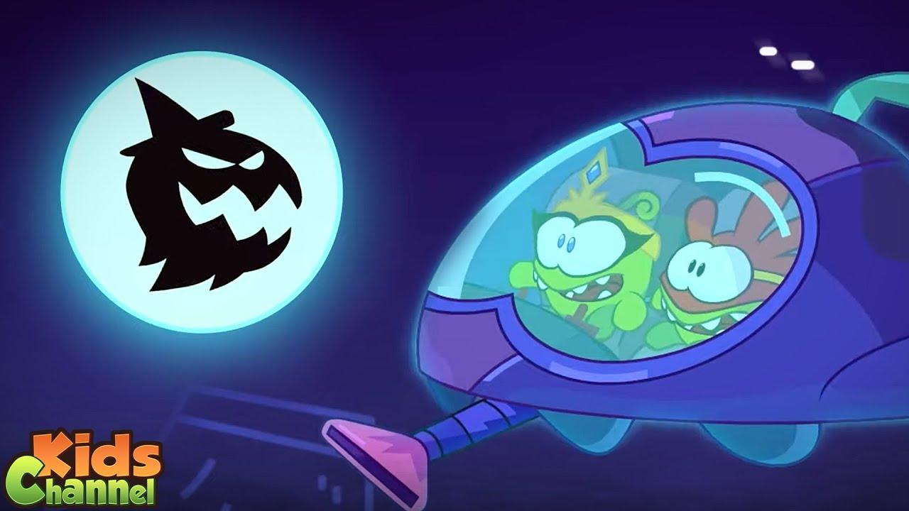 Halloween Special    Halloween 2021   Spooky Cartoon Videos   Om Nom Stories - Kids Channel
