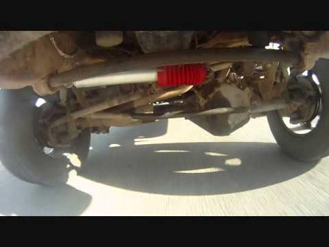 Dodge Ram Death Wobble Destroying Aftermarket Steering