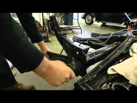 Classic VW BuGs How to Replace Beetle Torsion Arm Spring Bushings Swing Axle Seals