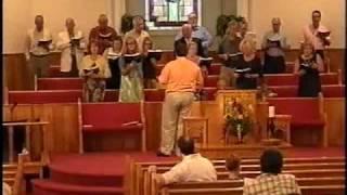 """""""How Great Thou Art"""" Mount Carmel Baptist Church Choir, Fort Payne Alabama"""