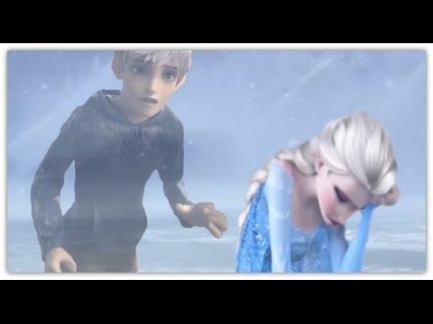 Elsa + Jack Frost (feat Merida) • SHATTERED