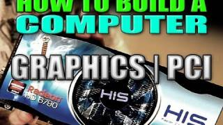 graphics wireless pci cards   building a computer series