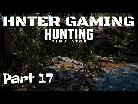 Hunting Simulator | Part 17 | Wild Boar And A Gray Wolf