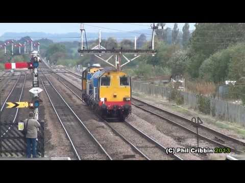 Barnetby Freight - 14th October 2013