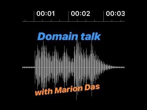 Domain Talk | Marion Das, Darryl Lopes & Jason Eisler