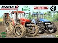 Farming Simulator 17 | Case Maxxum 190 + EMY Elefener SPL400 | New Holland TM175 + Monosem NG4