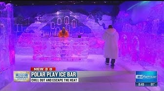 Cool down inside Arizona's only ice bar