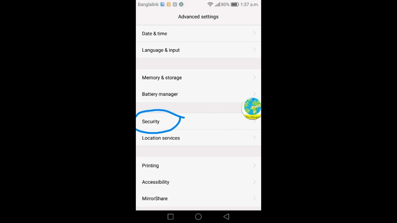 how to update Huawei GR5/Honor 6x Android version Nougat 7 0