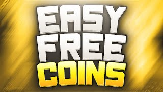 FIFA 16! HOW TO GET FREE AND EASY COINS! QUICK GUIDE!