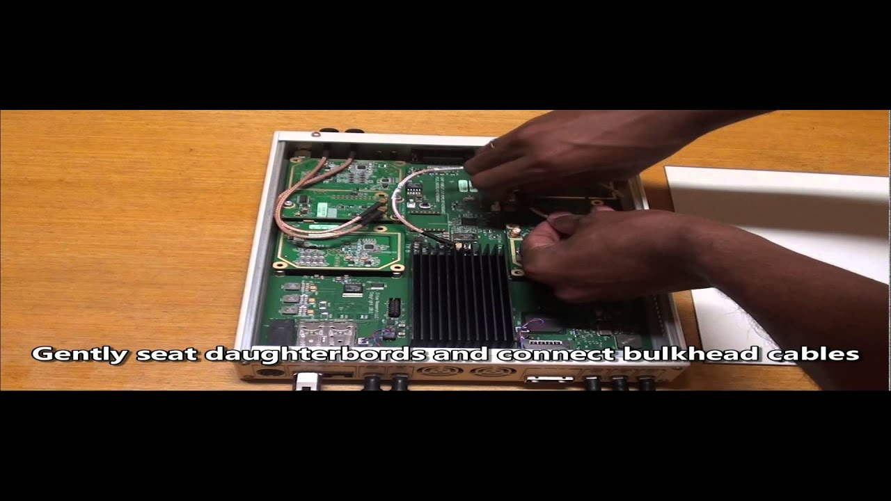 Getting Started With X310 USRP by Tenet Technetronics
