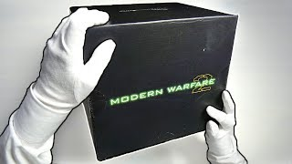 MW2 BOX UNBOXING! Call of Duty Modern Warfare 2 Collector