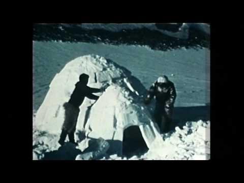 Nunatta Oqaluttuassartaa Filmittoqqat - Inuit, Jette Bang 1938