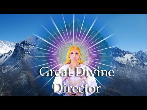 1036 Meditation with the Great Divine Director