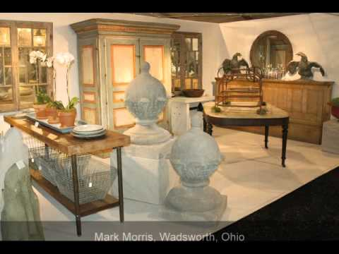 The Antique Garden Furniture Show & Sale at The Botanical