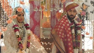 On Location Of TV Serial 39 Ishqbaaz 39 Grand Marriage Of Shivaay Tia