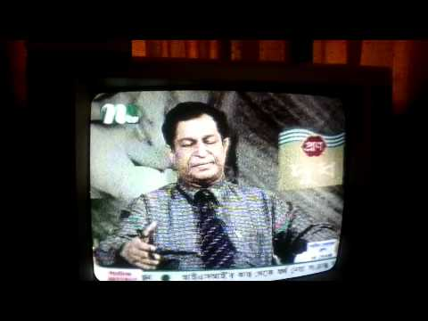 Professor (Dr.) M.Hafizur Rahman spoke on back pain, ntv - 30/03/2012