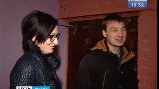 Жильцы «проблемного» общежития в Иркутске сами сделали ремонт в подъезде