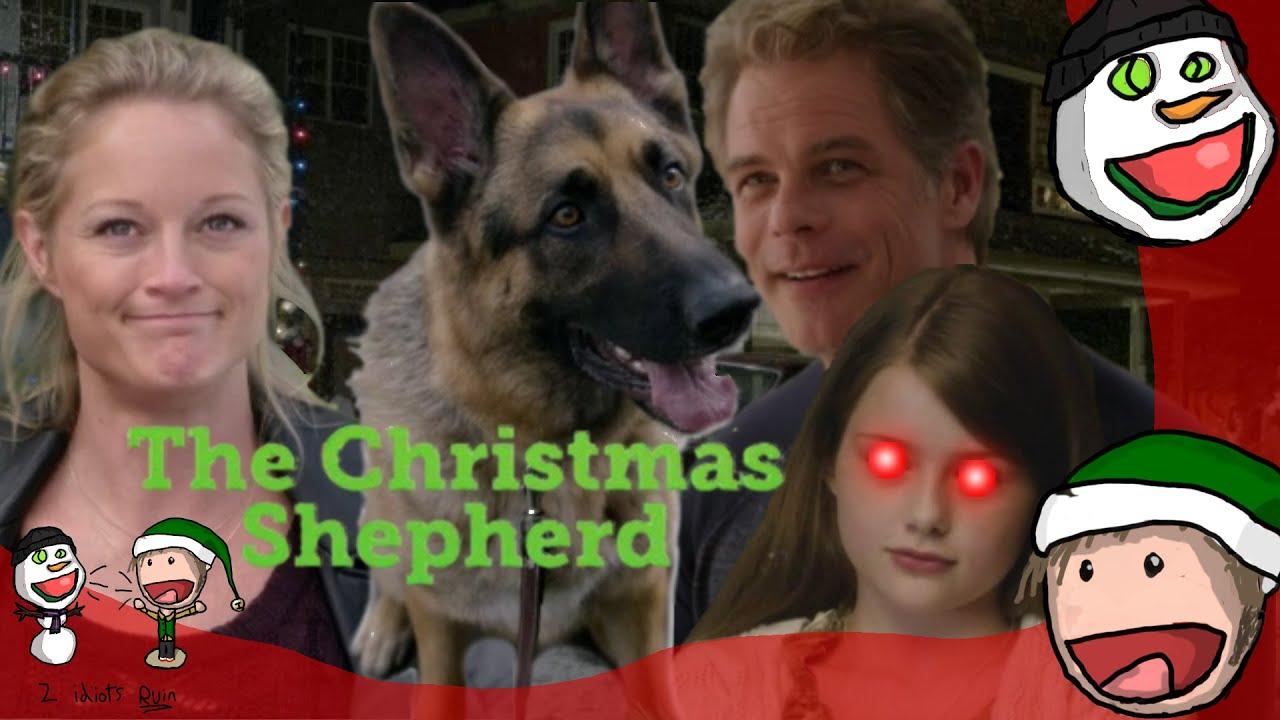 The Christmas Shepherd.Two Idiots Ruin The Christmas Shepherd