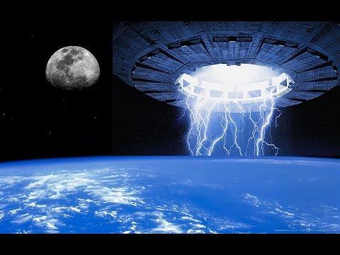 NASA cuts live feed when 'UFO' appears HD