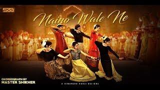 Nainowale Ne || Padmaavat || Dance Choreography || Saraswati dance academy roorkee