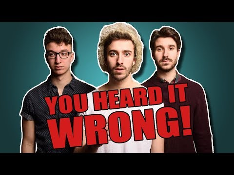 "AJR's ""Weak"" Doesn't Mean What You Think It Means!"