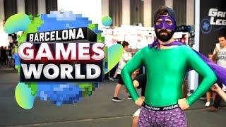 EL BLEDA | BARCELONA GAMES WORLD 2017