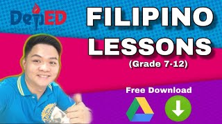 FILIPINO LESSONS (POWERPOINT PRESENTATION) Free Download | E-LEARNING | iSirMac