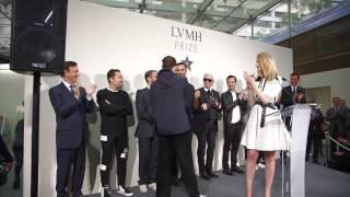 第一回「LVMH賞」、グランプリはカナダ出身のトーマス・テイトが受賞 Thomas Tait wins the inaugural LVMH Prize
